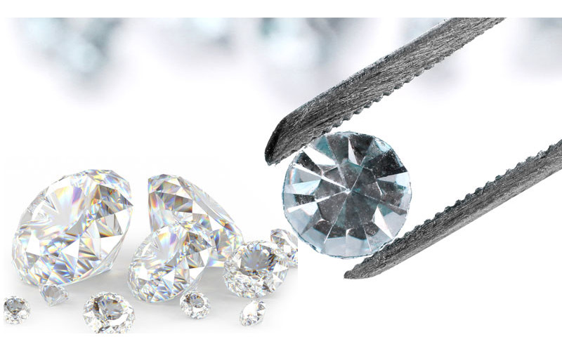 MOISSANITE VS DIAMOND: KNOW THE DIFFERENCE