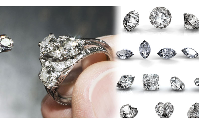 WHICH DIAMOND CUT HAS THE MOST FACETS?
