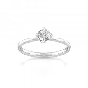 Simply Solitaire Solitaire Diamond Rings